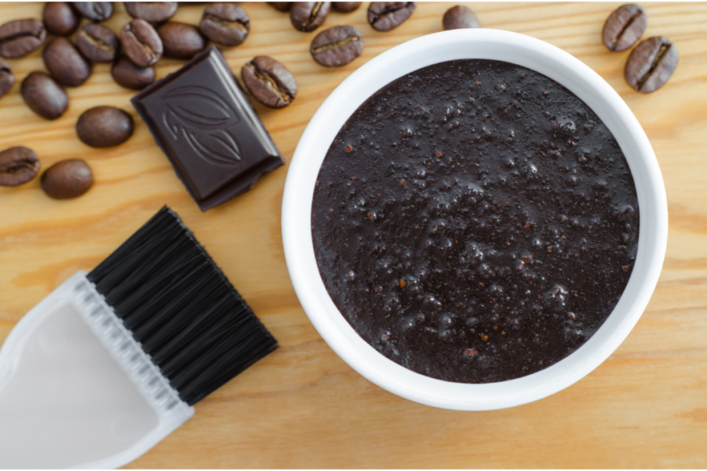 coffee good for the skin?